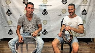 getlinkyoutube.com-The Transparent Darbuka in Action  - The Glass Doumbek Look