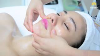 [Học chăm sóc da] Kỹ thuật massage da mặt cơ bản