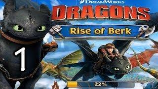 getlinkyoutube.com-Dragons: Rise of Berk - The Beginning [Episode 1]