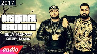 Original BADNAM | Jugnu Sandhu | Game Boy | Latest Punjabi Songs 2017