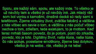 getlinkyoutube.com-Majk Spirit - Zamotaný (TEXT/LYRICS)