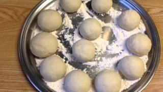 طريقة عمل الخبز العربي من مطبخ رنا