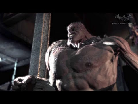 Batman: Arkham Asylum Walkthrough - Chapter 3 - Venom Henchman
