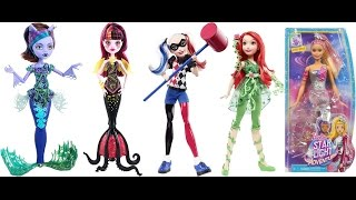 2016 Monster High News Doll Updates And More