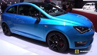 getlinkyoutube.com-2015 Seat Ibiza SC Cupra - Exterior and Interior Walkaround - 2015 Geneva Motor Show