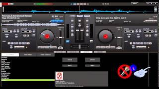 getlinkyoutube.com-كيفية حذف صوت المغني او المسيقى من الاغنية عن طريق برنامج virtual dj