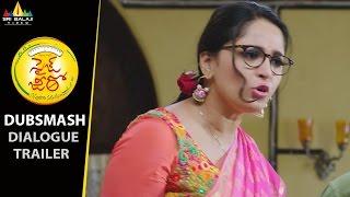 getlinkyoutube.com-Size Zero Dubsmash Dialogue Trailer | Anushka Shetty | Arya | Sri Balaji Video