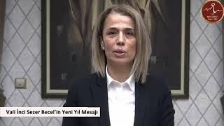 Vali İnci Sezer Becel, Nevşehir Halkının Yeni Yılını Kutladı