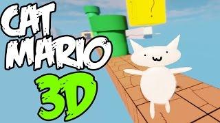 VOLVIÓ EL GATO TROLL | CAT MARIO 3D