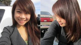 How to Dye Your Hair from Black to Brown l Revlon Light Ash Blonde Dye on Black Hair