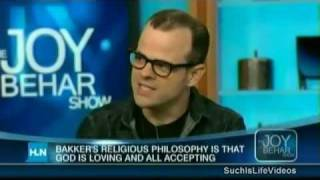 getlinkyoutube.com-Joy Behar - Jay Bakker On Homosexuality, Religion & Politics