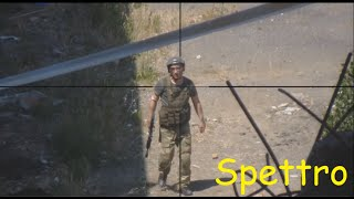 getlinkyoutube.com-Sniper Scope Camera BEST KILLS 2015 Spettro compilation ITALIAN SNIPER