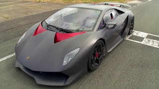 Lamborghini Sesto Elemento - Behind the scenes - Top Gear Series 20