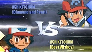 getlinkyoutube.com-Pokemon Omega Ruby & Alpha Sapphire [ORAS]: Ash Vs Ash (Diamond and Pearl Vs Best Wishes)