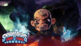 "getlinkyoutube.com-Official Skylanders Trap Team:  ""Trapping Kaos"" Trailer l Skylanders Trap Team l Skylanders"