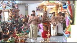 சுவிஸ் - கூர் நவசக்தி விநாயகர் கோவில் தேர்த்திருவிழா