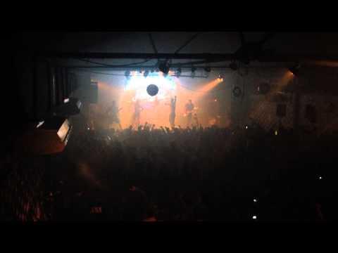 Parkway Drive Argentina 2014 - Sleepwalker - Karma
