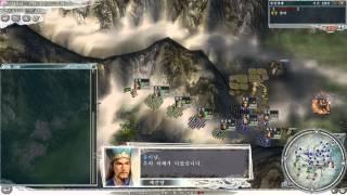getlinkyoutube.com-삼국지11pk 결전제패4   정군산 전투