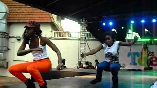 getlinkyoutube.com-MISS TEENS EVENT 11th/08/2012 ,dance perfomance- ROZMERIE & VICCY FEATURING SHEILAH GASHUMBA