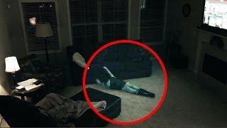 getlinkyoutube.com-Poltergeist Caught on Tape Pulling Child Across Floor. Poltergeist Diaries P6