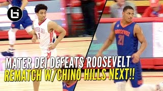 getlinkyoutube.com-Mater Dei Routes Roosevelt; Will Get Rematch With Chino Hills!
