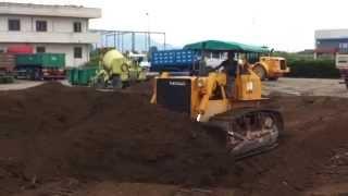 getlinkyoutube.com-Ruspa FIAT ALLIS AD 14 B bulldozer