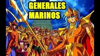getlinkyoutube.com-Generales Marinos de Poseidon - Saint Seiya