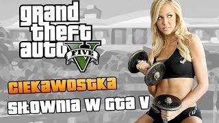 getlinkyoutube.com-GTA V | Siłownia w GTA V | Fitness in GTA V | Ciekawostki w GTA V [#43]