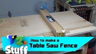 getlinkyoutube.com-Table Saw Fence // How To