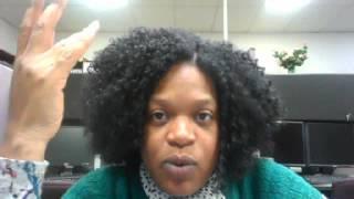 getlinkyoutube.com-Model Model Cherry Meadow wig - Quick review