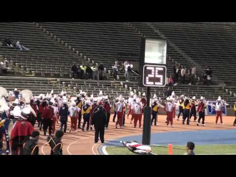 New Orleans High School Marching Bands 2011 - 2012 Video 6 of 7