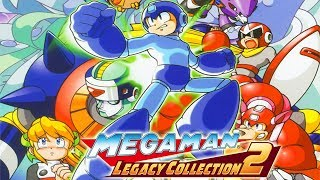 Rockman 8: Metal Heroes! [Full Run + Challenges] - Mega Man Legacy Collection 2 Stream