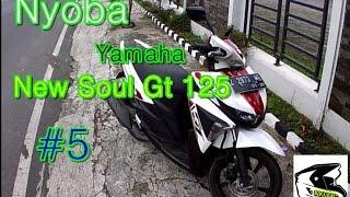 getlinkyoutube.com-Nyobain Yamaha New Soul GT 125  l Motovlog Indonesia # 5 Tasikmalaya