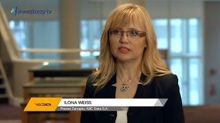 ABC Data S.A., Ilona Weiss - Prezes Zarządu, #12 PREZENTACJE WYNIKÓW