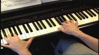 Good Night Irene - Piano