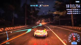 600,000 Drift Score My Highest Points  Need for speed 2015