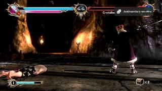 getlinkyoutube.com-Soul Calibur Lost Swords Test