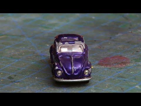 Hobi Kosesi Bolum - 7 (Diecast Restorasyon) - Hobby Corner Episode 7 (Diecast Restoration)