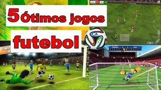 getlinkyoutube.com-Jogos de futebol para Android - top 5- 2014