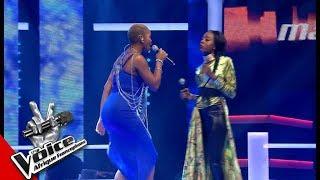 Intégrale Diana vs Maya Les Battles   The Voice Afrique Francophone 2017