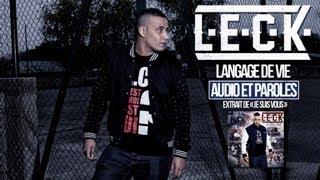 LECK - Langage de vie