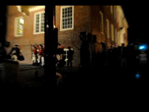 Boston Massacre Reenactment (pt 5 of 5)
