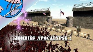 getlinkyoutube.com-ZOMBIES APOCALYPSE ! - Men of War : Assault Squad 2[Red rising Mod movies scenario #7 ][fr/eng]