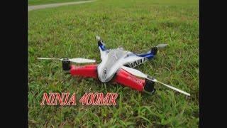 [Peter 教飛] JR PROPO NINJA 400MR 3D 新手 入門 4軸 倒飛 競速 翻滾 特技 穿樹 LEAP 450 自平 救機 QAV250 CC3D 可參考