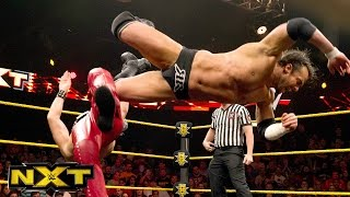 getlinkyoutube.com-Shinsuke Nakamura vs. Alex Riley: WWE NXT, May 11, 2016