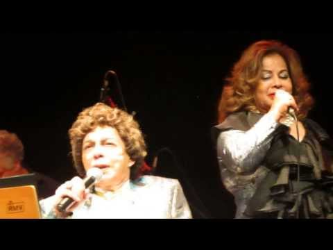 Angela Maria e Cauby Peixoto - Se Não For Amor - Sesc Vila Mariana - 01/02/2014 (HD - By Alan)