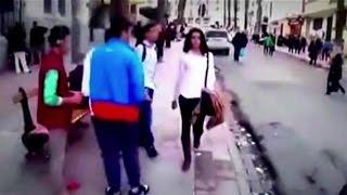 getlinkyoutube.com-فيديو لفتاة يتحرش بها في شارع بالجزائر
