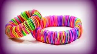 getlinkyoutube.com-DIY Ideen Loom Bänder | Loom Armband selber machen | Armband selber basteln | DIY deutsch