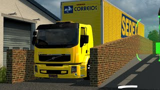 getlinkyoutube.com-Volvo Vm do Sedex  - Pisando forte no mapa Eldorado *Euro truck 2*