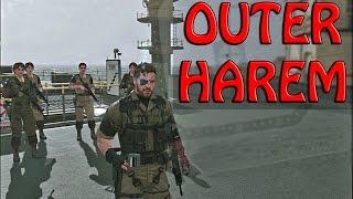 MGS5 Big Boss Harem Army (Outer Harem)